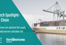 How blockchain can optimize the supply chain and help insurers calculate risk