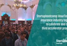 Startupbootcamp InsurTech brings insurance industry together to celebrate end of third accelerator program