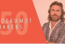 A real builder of the ecosystem: Patrick De Zeeuw is one of the Top 50 Future Makers in the Dutch Innovation Scene