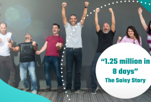 1.25M € in 8 days – The Soisy Story