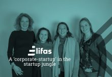 LIFAS: A 'corporate-startup' in the startup jungle