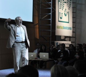 Steve Blank at SBC Demo Day 2012